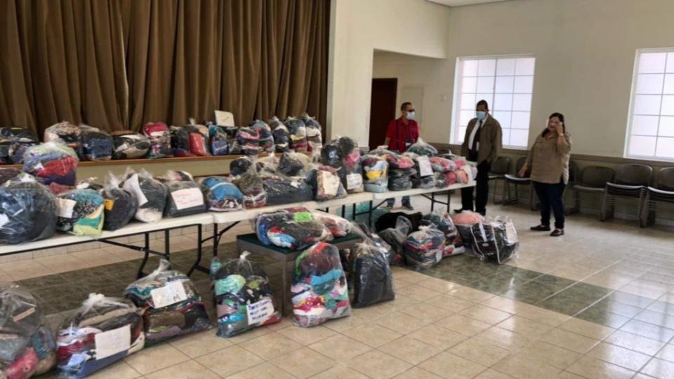 Donación a La Casa del Migrante Nuestra Señora de Guadalupe