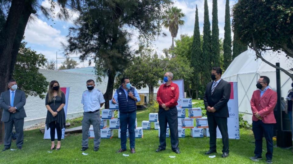 Donación Jalisco